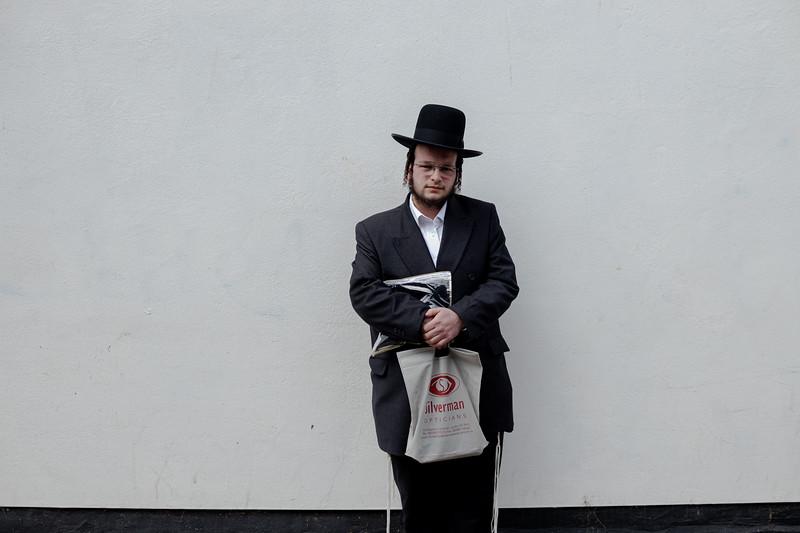 Joseph. Stamford Hill. London. June 17th 2020