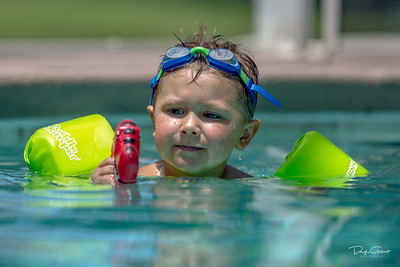 Pool Toys Make All The Difference