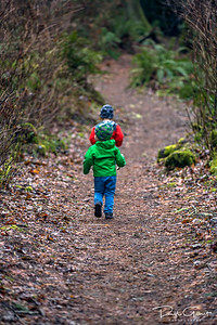 Always Take The Trail Less Traveled!