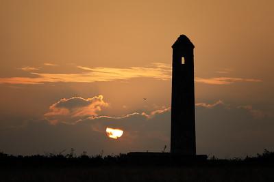 Sundown at Portrane-1L8A0575