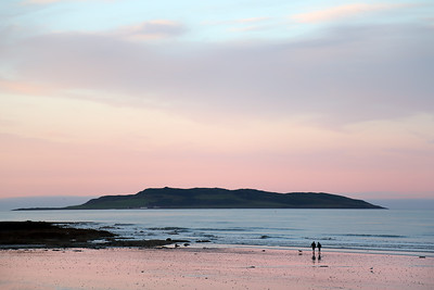 Sundown over Lambay Island-1L8A0196