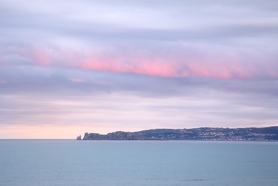 Pink Skies over Howth & Irelands Eye-1L8A0491