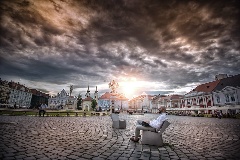 Sedinta foto profesionala in Timisoara