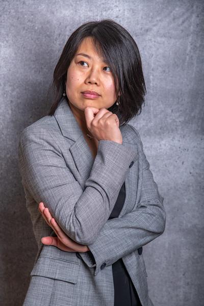 Portret Ed en Jessica - China Talk