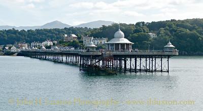 Garth Pier, Bangor, Wales - September 17, 2016