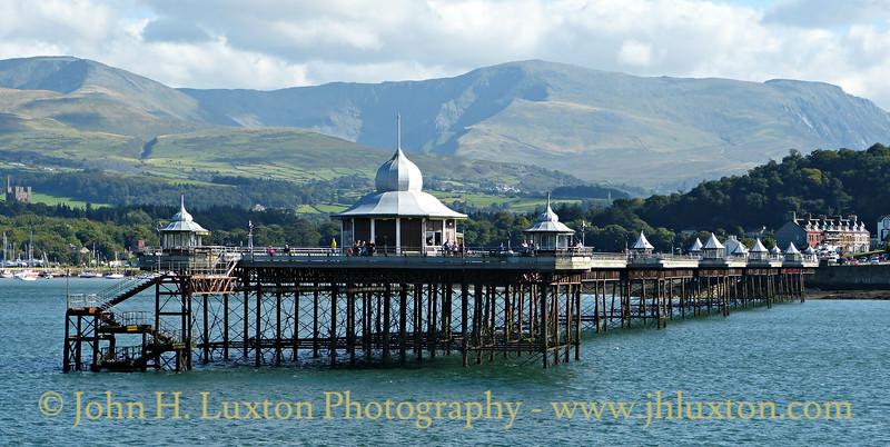 Garth Pier, Bangor, Wales - September 11, 2016
