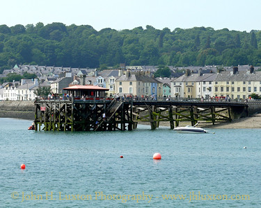 Beaumaris Pier, Anglesey, Wales - June 09, 2007