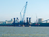 Liverpool 2 Container Terminal Construction Work - July 04, 2015