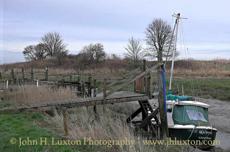 Skippool Creek, Lancashire - January 23, 2016