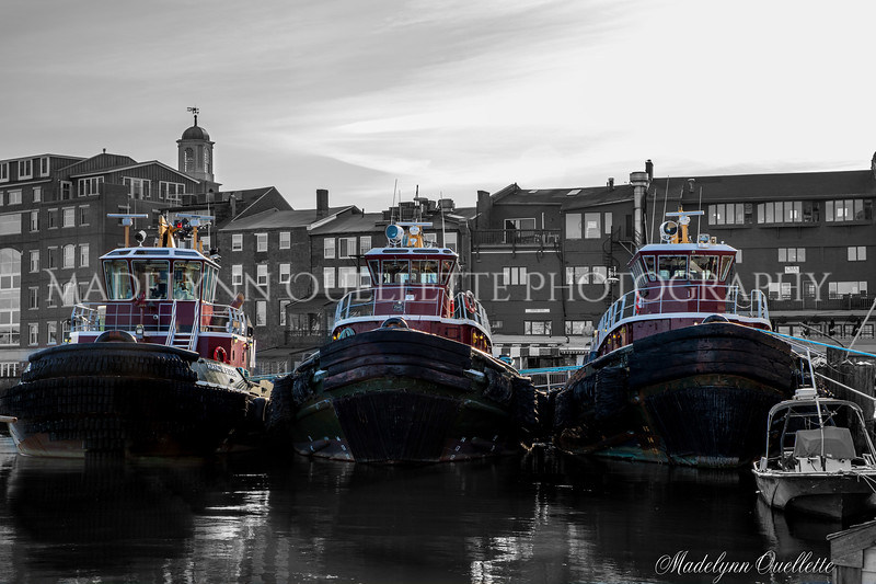Portsmouth Tugs