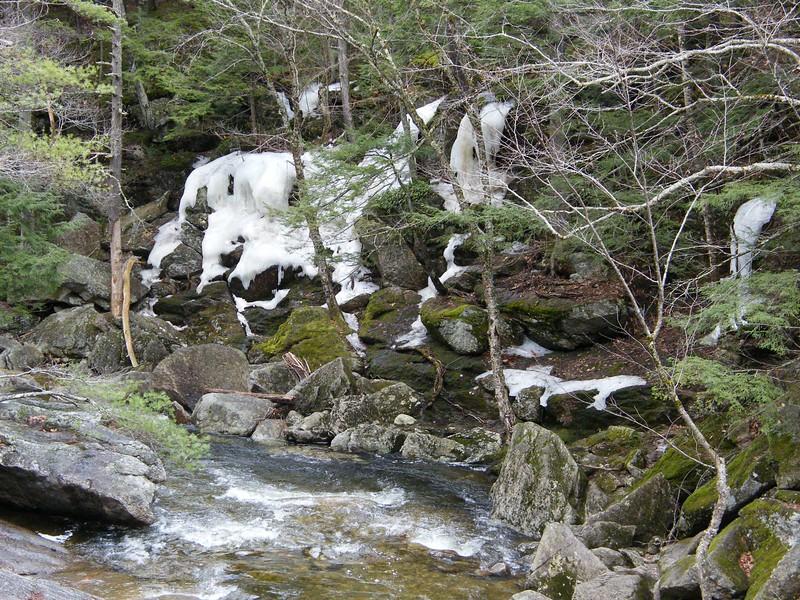 Sculptured Rocks - Groton, NH