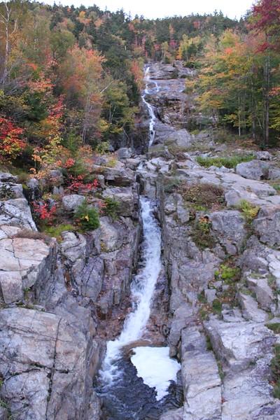 Silver Cascade Waterfalls ~ NH