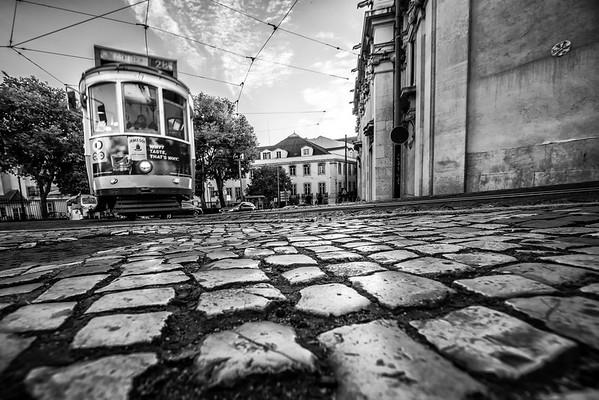 Portugal 2018 In B & W
