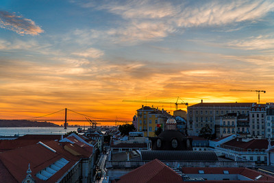 Lisboa Sunset