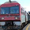 Oliveira where you rejoin a train to Espinho