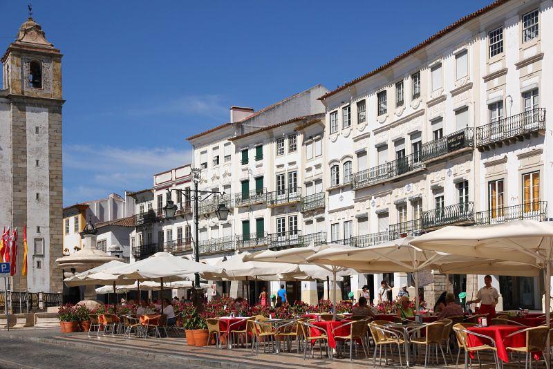 Centro Histórico de Évora