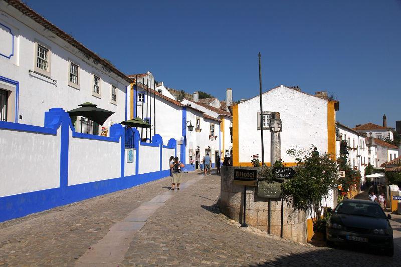 Centro Histórico de Óbidos