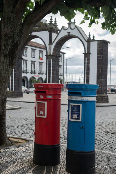 Portas da cidade, Ponta Delgada, Açores