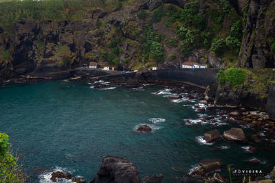 Capelas - Porto de Pesca, S. Miguel, Açores