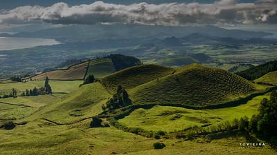 Miradouro do carvão, S Miguel, Açores