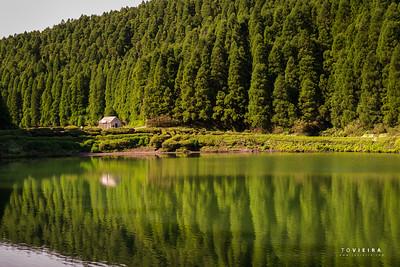 Lagoa das Empadadas, S. Miguel, Açores