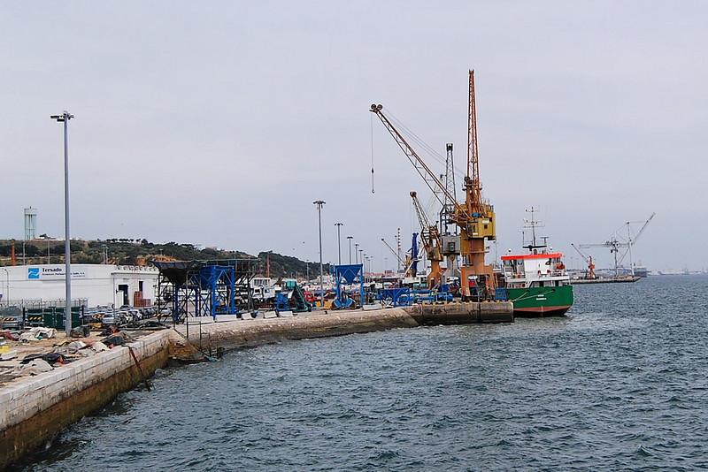 Setubal - FerryBoat - 08-06-2007