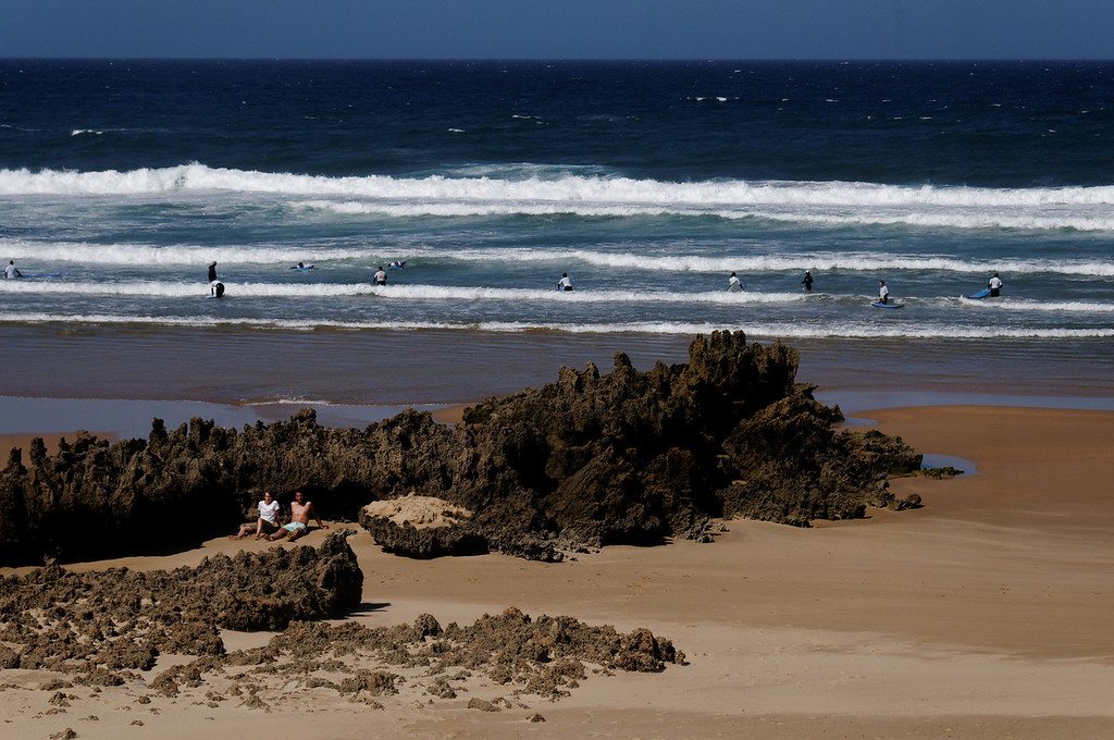 Praia de Odeceixe - Aljezur - 7898