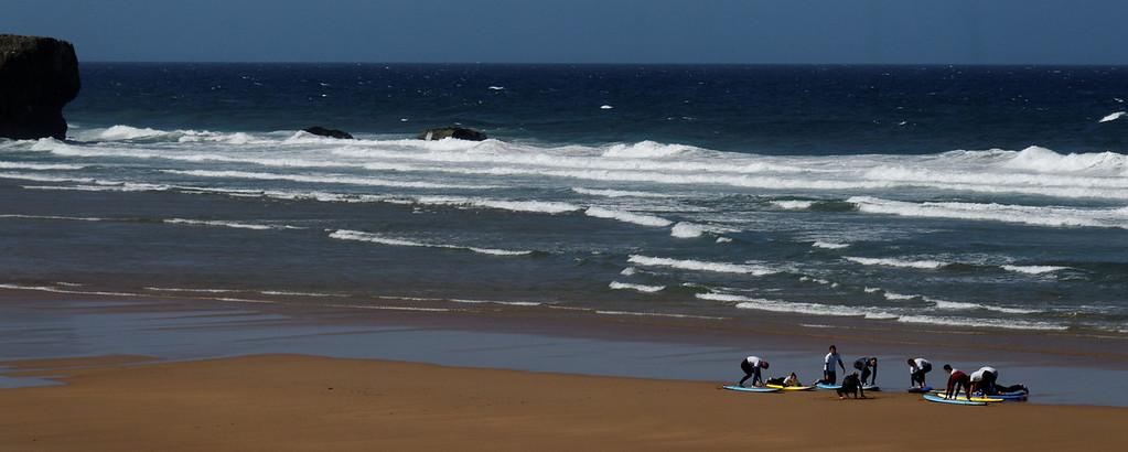 Praia de Odeceixe - Aljezur - 7897