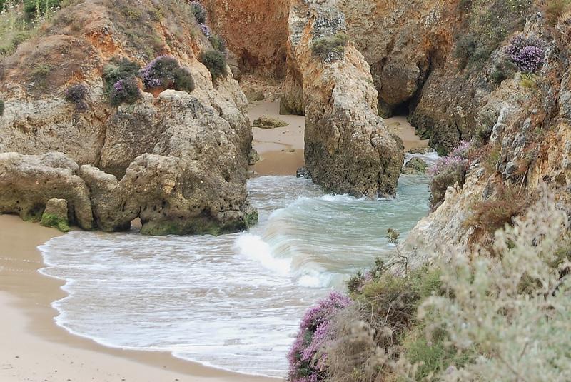 Praia dos Trêss Irmãos - Portimão - 14-06-2007