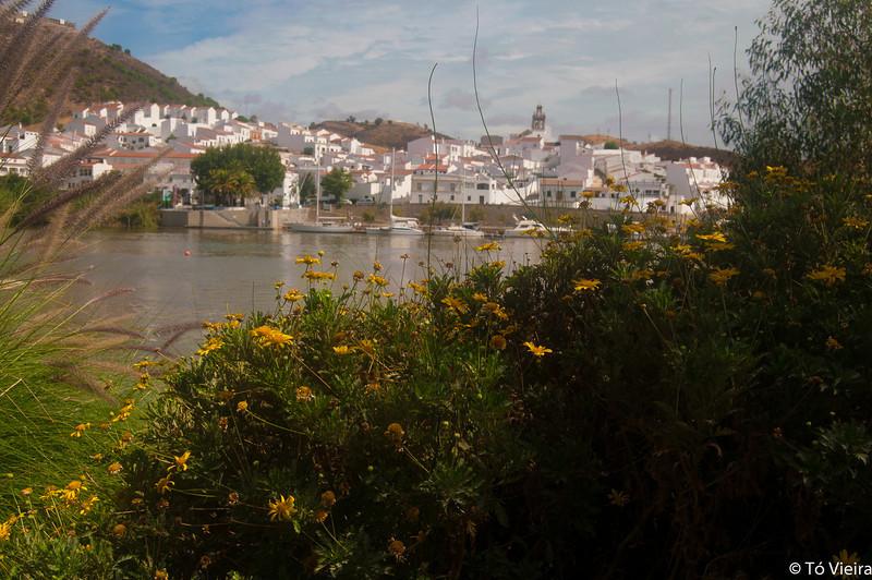 Alcoutim - vista de Sanlúcar
