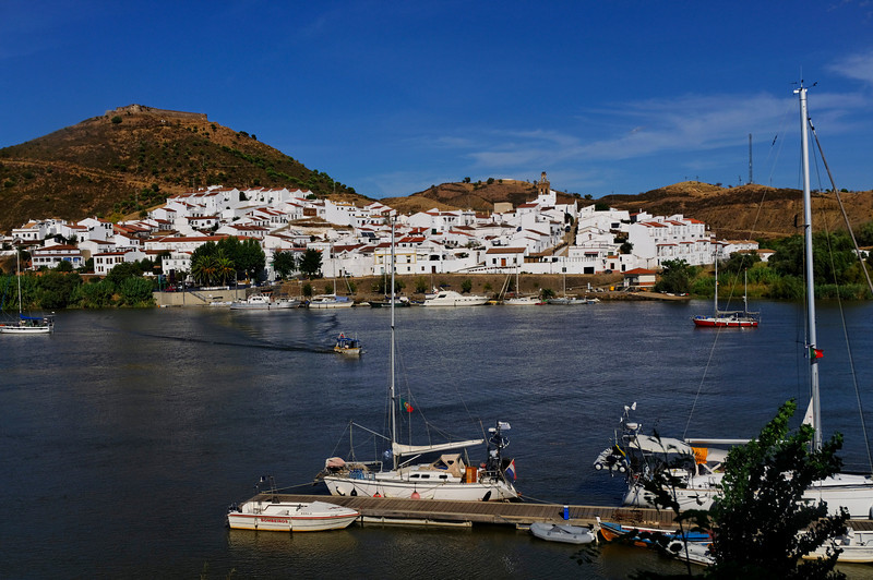 o lado de Espanha<br /> Alcoutim - Algarve