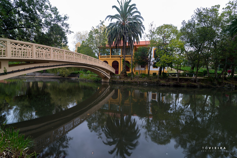 Jardim e Parque Infante D. Pedro
