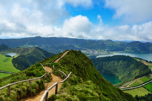 Amazing View in Azores