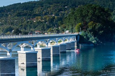 Ponte sobre o Rio Cávado- Rio Caldo