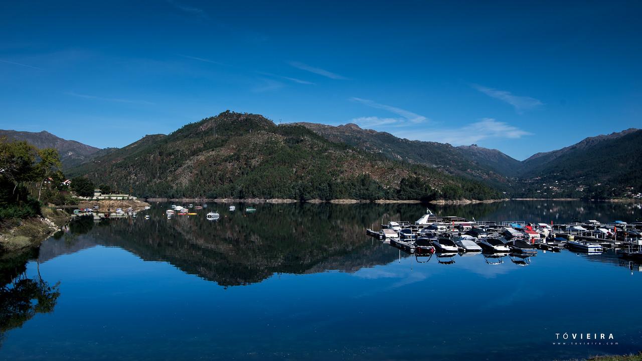 Rio Cávado- Rio Caldo - Passeio de barco