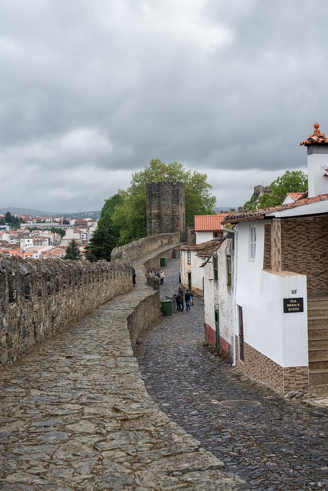 Castelo,Bragança, Portugal