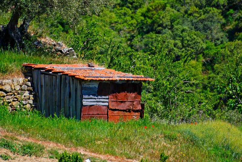 Vilares da Vilariça-Alfandega da fé-20090501  -  9671