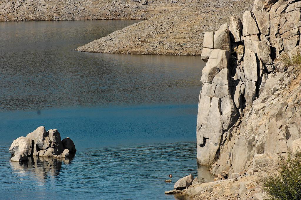 O Zêzere e as margens do Cabril
