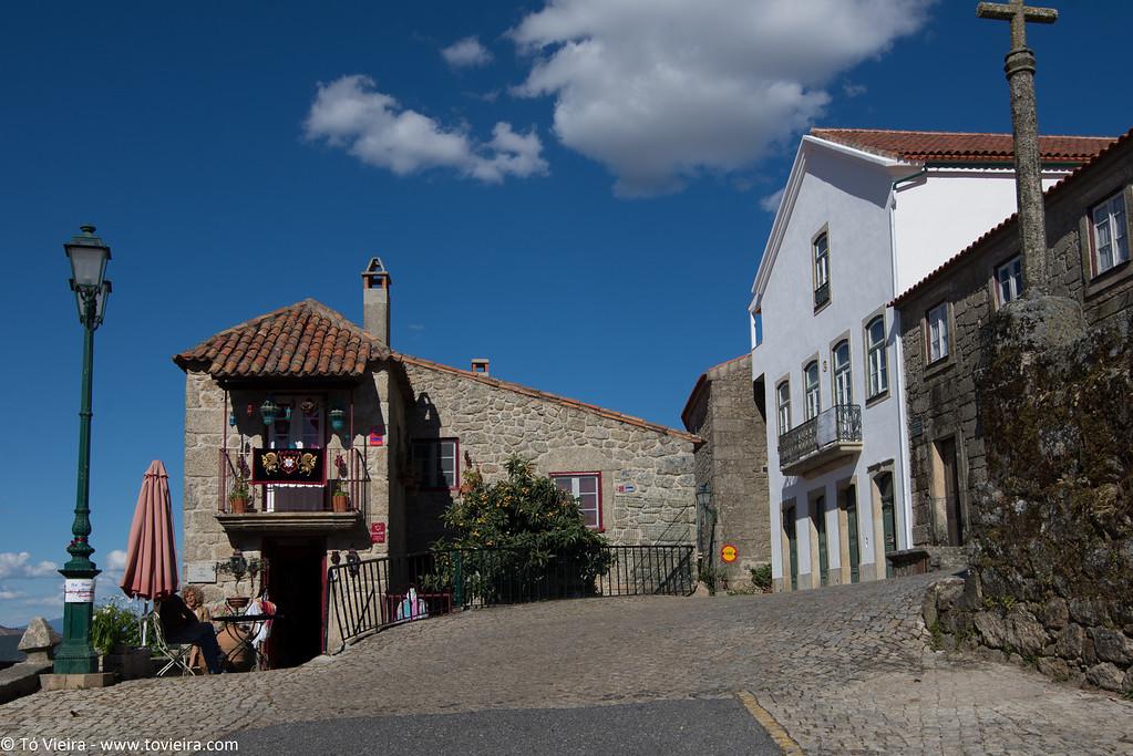 Monsanto (ou Monsanto da Beira) é uma freguesia portuguesa do concelho de Idanha-a-Nova