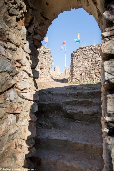 castelo<br /> penha garcia