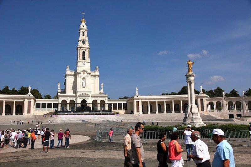 Santuário de Nossa Senhora de Fátima