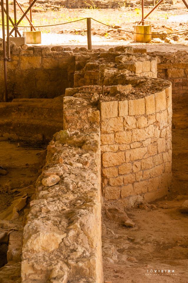 Eburobrittium - Cidade Romana