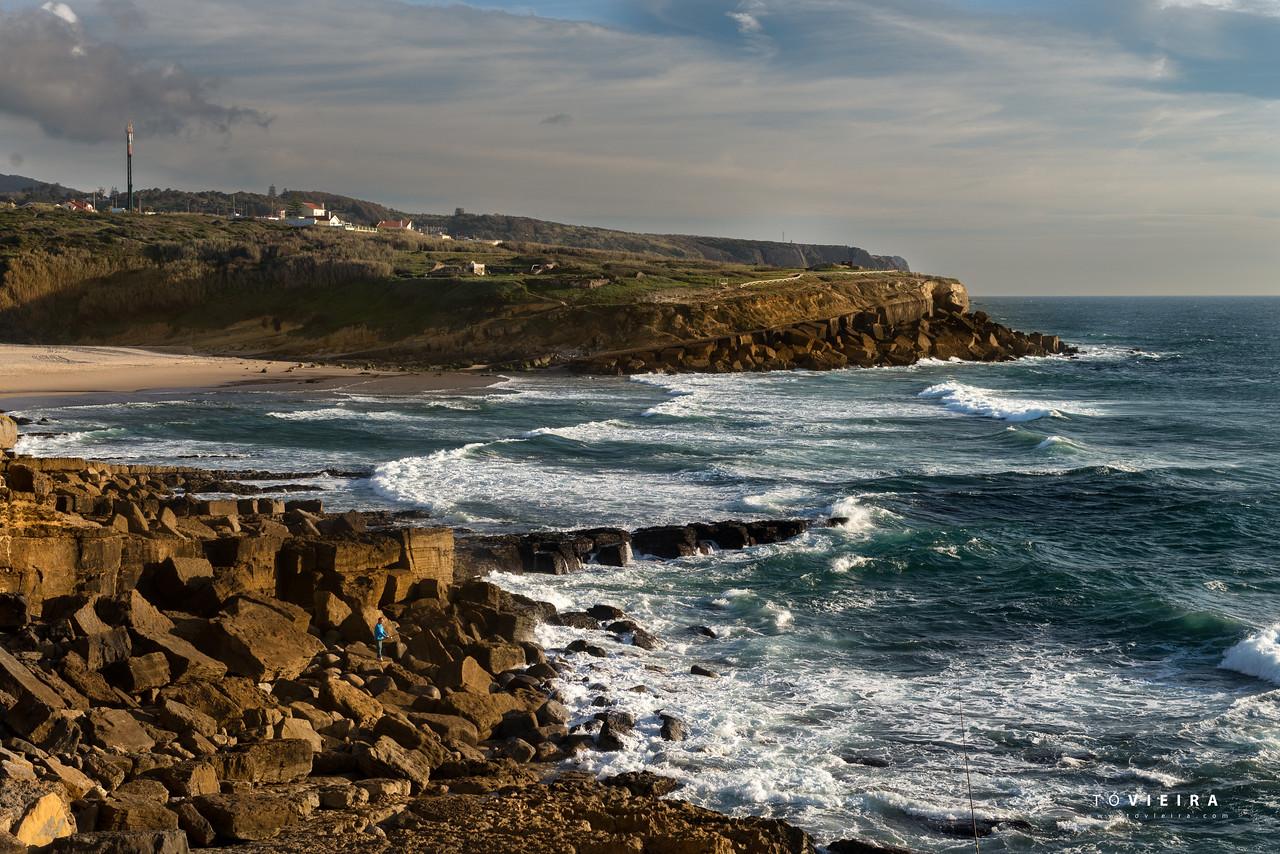Praia fas Maças - Sintra