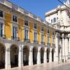 Detalhes Arquitetônicos de Lisboa