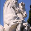 Escultura no Jardim da Praça do Império