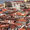Vista Aérea de Lisboa