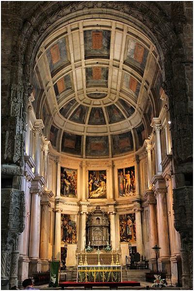 Interior do Mosteiro dos Jerônimos