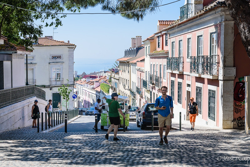 Top of the Hill of Alfama