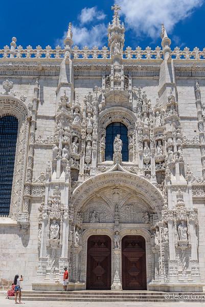 South Portal Entrance