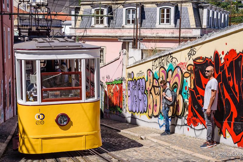 Lisbon's Iconic Street Art
